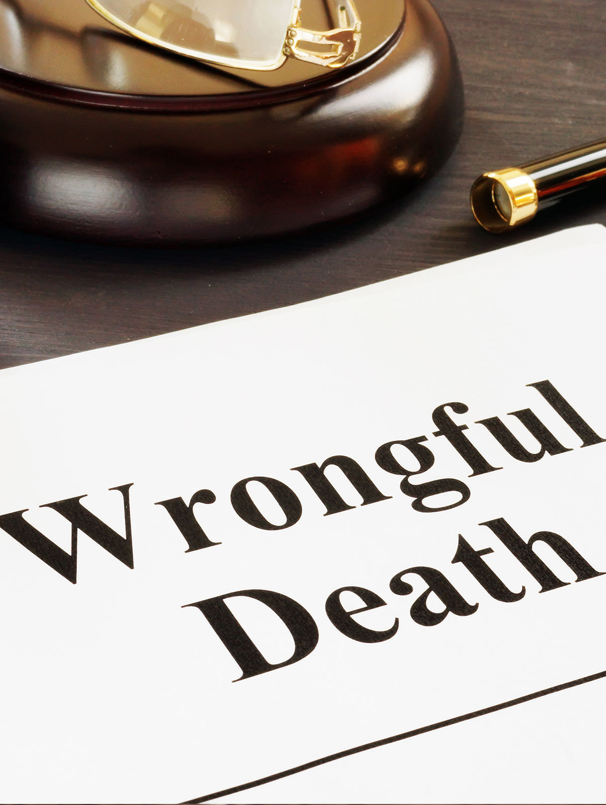 wrongful accident lawyer